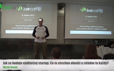 Jak se buduje výdělečný startup?